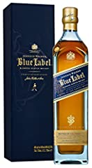 Idea Regalo - Johnnie Walker Blue Label Blended Scotch Whisky con Cofanetto