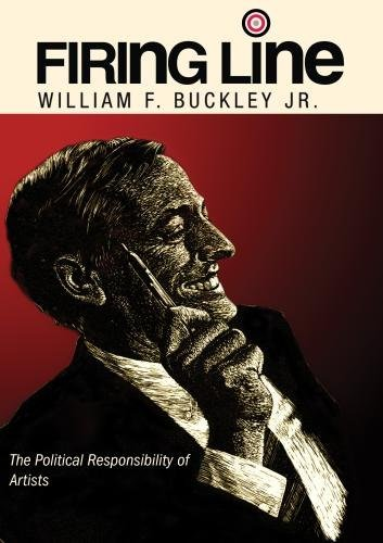 Firing Line with William F. Buckley Jr. The Political Responsibility of Artists by Hugh Kenner Kenner Line