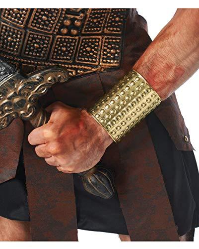 Gladiator Armreif für römisch antike Kostüme | 10cm ()