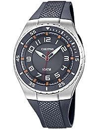 Calypso  watches UK6063/1 - Reloj para hombres, correa de plástico color gris