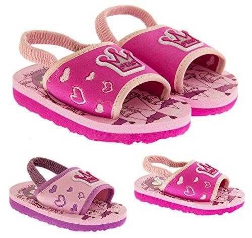 De Fonseca Eté Tongs Sandales Chaussures de Plage Filles