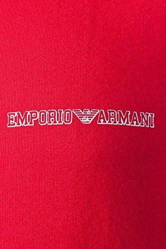 Emporio Armani Intimates Herren Schlafanzugoberteil Eagle Rot