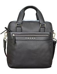 Cross Neuva FV Men's Tote Bag with Free Cross Agenda Pen - Black (AC021116B)