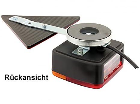 Charmant Wie Man In Anhängerlichtern Eindringt Ideen - Elektrische ...