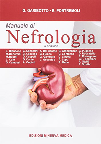 Zoom IMG-2 manuale di nefrologia