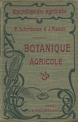 Botanique agricole - Encyclopédie agricole