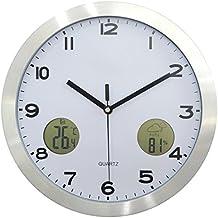 YVSoo Reloj de Pared Moderno 12