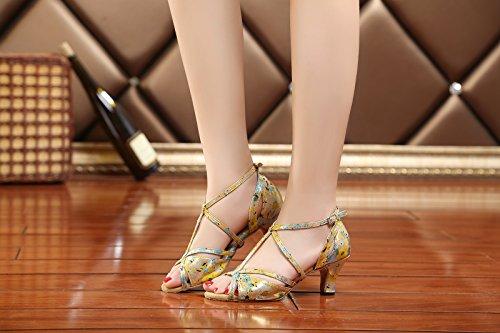 Miyoopark , Salle de bal femme Gold-6cm Heel