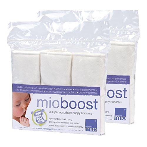 Bambino Mio, mioboost (Windeleinlage), 2er Pack