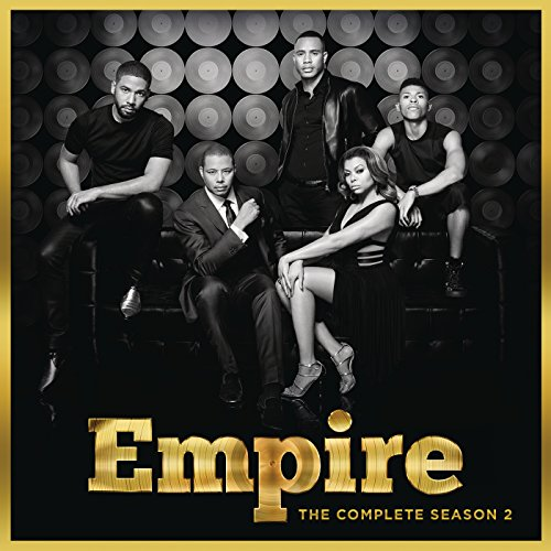 empire cd Empire: The Complete Season 2 [Explicit]