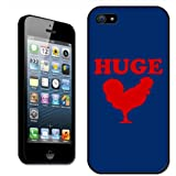 Fancy A Snuggle Huge Cock Funny Clip On Back Cover Hard Case for Apple iPhone 5