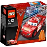 Lego cars 8484 jeu de construction flash mcqueen - Jeu gratuit cars flash mcqueen ...