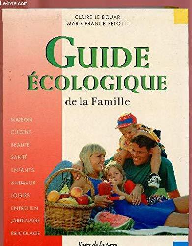 Guide écologique de la famille
