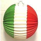 Everflag Ballonlaterne/Lampion: Italien 24cm