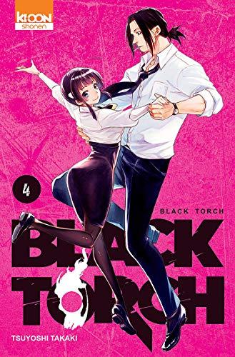 Black Torch T04 (04) par Tsuyoshi Takaki