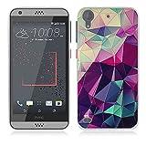 Coque HTC Desire 530, Fubaoda 3D Gaufrer Fantaisie Modèle Étui TPU silicone...