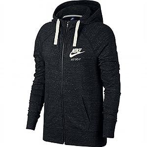 Nike Damen Sweatshirt Damen Sportswear Gym Vintage Hoodie Full-zip-883729