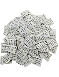 ECYC® Silica Gel Pouches Sachets Desiccant Small Bag 100 Packets 84d42ebef34c9