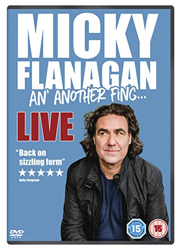 Micky Flanagan - An' Another Fin...