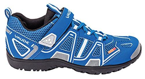 VAUDE Yara TR 20318 Unisex Radschuhe, Blau (blue 300), 46 EU - 6