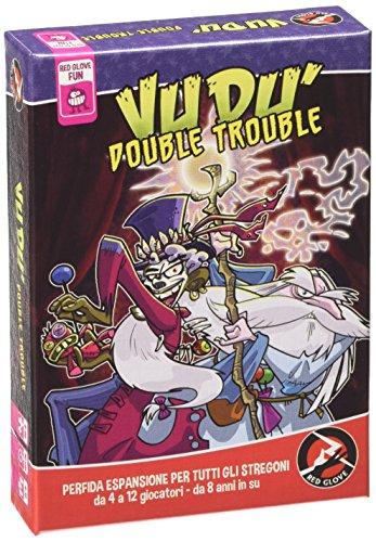 Unbekannt Red Glove RG20231 Spiele-Set Vudù, Double Trouble, Erweiterung für Voodoo, Mehrfarbig