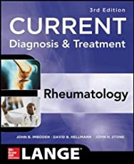 Lange Current Diagnosis & Treatment In Rheumatology (Appleton & Lange Med Ie Ovruns)