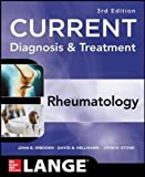 Lange Current Diagnosis & Treatment In Rheumatology (Appleton & Lange Med Ie Ovruns)
