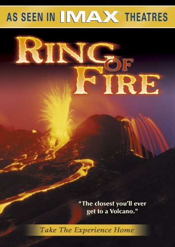Ring of Fire - IMAX by Robert Foxworth - Of Ring Fire-film-dvd
