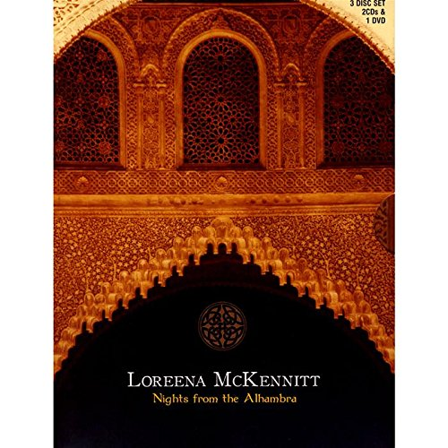 Loreena McKennitt - Nights From The Alhambra (+ 2 Audio-CD) [1 DVD]
