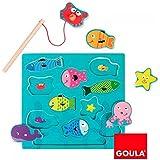 Goula - 53131 - Puzzle Pêche Magnétique