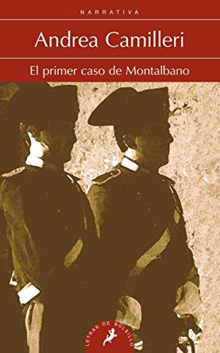Portada del libro El Primer Caso De Montalbano (Letras de Bolsillo)