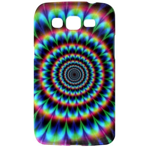 Casotec Designer Soft TPU Back Case Cover for Samsung Galaxy Grand 2 G7102 / G7105  available at amazon for Rs.125