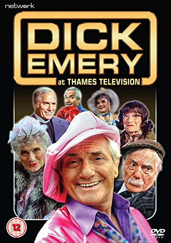 Dick Emery at Thames Television DVD