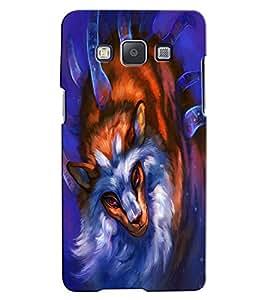 Citydreamz Wild\Animals\Jungle Hard Polycarbonate Designer Back Case Cover For Samsung Galaxy A7