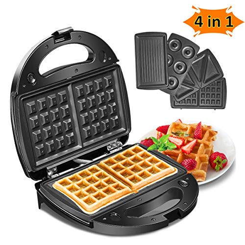 Top 10 Breville Waffle Makers of 2020 Best Reviews Guide