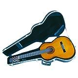 Dimavery 059366 Etui ABS pour Guitare classique Noir