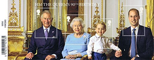 2016-the-queens-90th-birthday-miniature-sheet-no116-with-barcode-selvedge-royal-mail-stamps