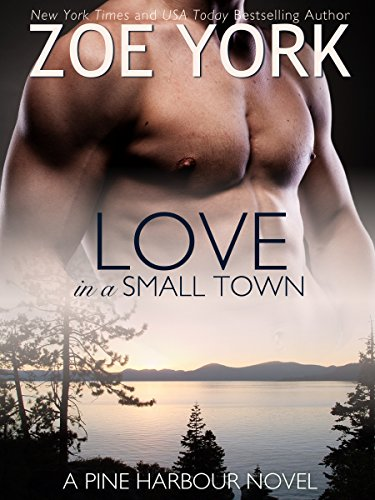 Love in a Small Town (Pine Harbour Book 1) (English Edition) (In Halloween York)