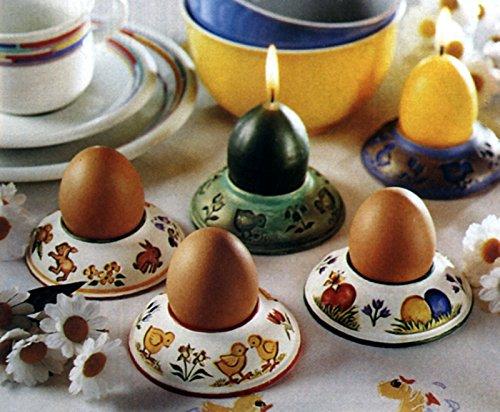 Gießform Eierbecher 3 tlg.,
