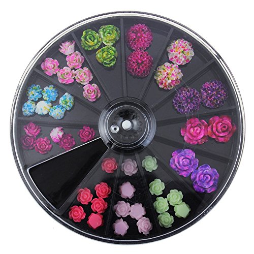 49pcs-floral-studs-supplies-for-nails-3d-colorful-resin-flower-design-nail-art-decorations-cosmetic-