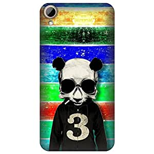 Digi Fashion Designer Back Cover with direct 3D sublimation printing for HTC Desire 828