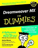 Dreamweaver MX For Dummies (For Dummies Series)
