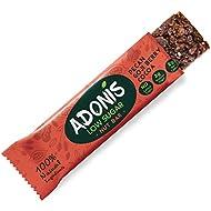 Adonis Low Sugar Crunchy Pecan Snack Bars | 100% Natural, Low Carb, Vegan, Gluten Free, Keto, Paleo (10)