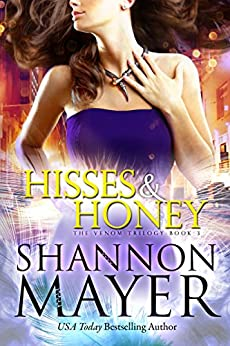 Hisses and Honey (The Venom Trilogy Book 3) (English Edition)