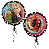 """The Muppts 18"""" Non Message Foil Balloon by The Muppets Party"""