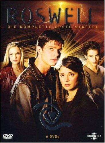 Roswell - Die komplette erste Staffel [6 DVDs]