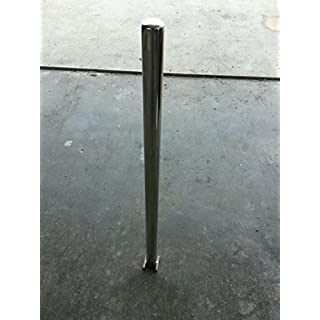 Pole Safety Shops Showcase Repellent and Anti parking Diam 42mm