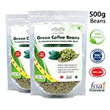 #3: Sinew Nutrition Green Coffee Beans for Weight Management - 400 g + 100 g Free (250 g x 2 Piece)