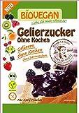 Biovegan Bio Gelierzucker ohne Kochen (6 x 115 gr)