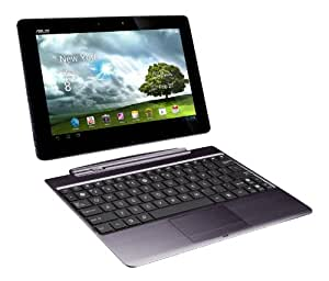 Asus Transformer Pad TF700T 25,7 cm (10,1 Zoll) Convertible Tablet-PC (Nvidia Tegra 3, 1,6 GHz, 1GB RAM, 64 GB eMMC, NVIDIA 12 Core, Touchscreen, Android 4.0) inkl. KeyDock grau